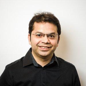 Abhishek Shah - Finance Director